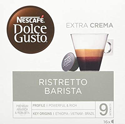 NESCAFÉ DOLCE GUSTO Indulge Yourself - Ristretto, Pack of 3