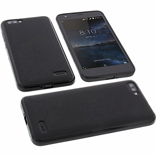 foto-kontor Protective case for Blackview A7 rubber TPU