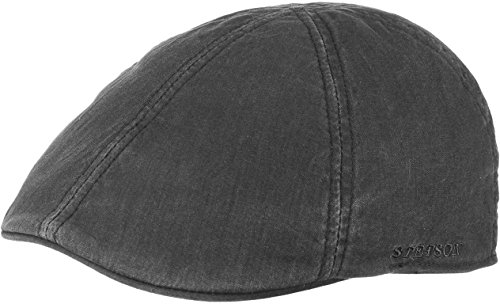 casquette-texas-organic-cotton-by-stetson-l-58-59-noir