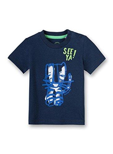 Sanetta Baby-T-Shirt Single-Jersey marine Größe 80 -