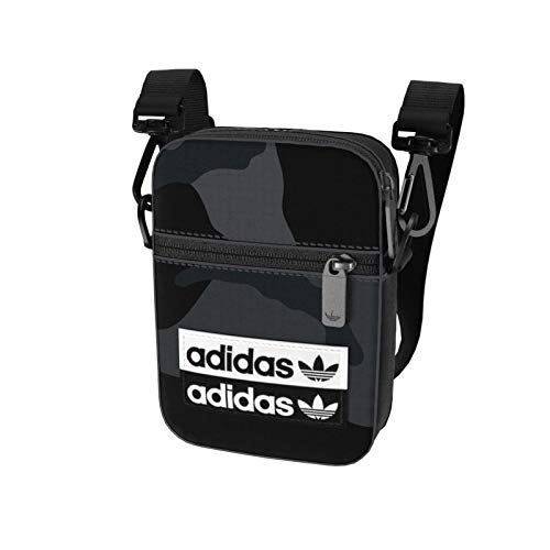 adidas Originals Citybag CAMO FEST EI8968 Camouflage, Size:ONE - Adidas Von Umhängetasche