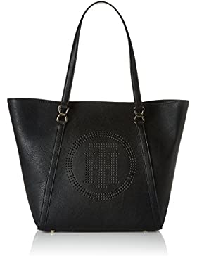 Tommy Hilfiger Damen Fashion Novelty Perf Tote, 13x31x33 cm