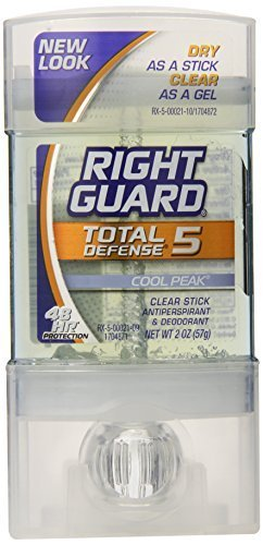 right-guard-total-defense-clear-stick-cool-peak-2-ounce-units-pack-of-6-by-right-guard