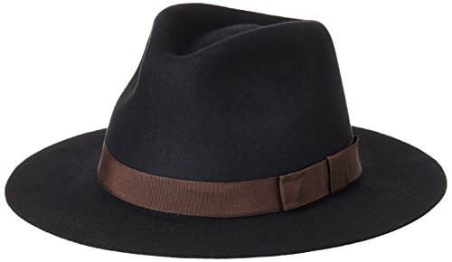 Brixton Herren Indiana Womens Hat black/Brown