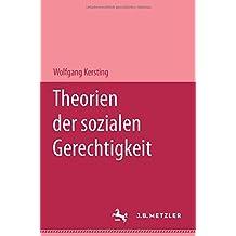 Theorien der sozialen Gerechtigkeit