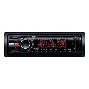 Sony CDX-DAB700U Autoradio 208 W