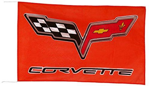 chevrolet-corvette-c6-red-flag-banner-25x5-ft-150-x-90-cm