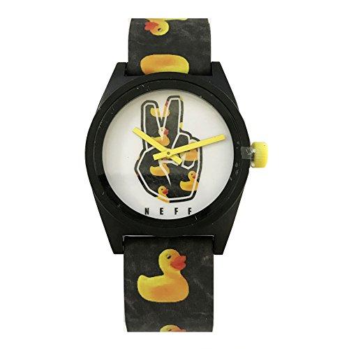 Neff Herren Uhren Daily Wild schwarz Einheitsgröße