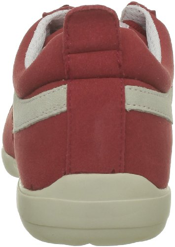 Superga 2885 Roma Matchrace New, basses homme Blanc - Weiß (A84 Red-White)