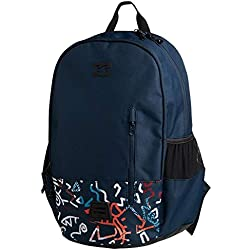 BILLABONG Command Lite Pack Backpack, Hombre, Navy Coral, U