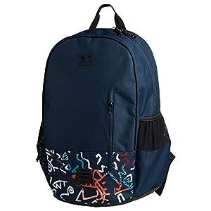 BILLABONG Command Lite Pack Backpack, Hombre, Navy Coral, U