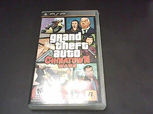 Grand Theft Auto: Chinatown Wars - PSP - Refurbished by Rockstar Games (Grand Theft Auto Chinatown Psp)