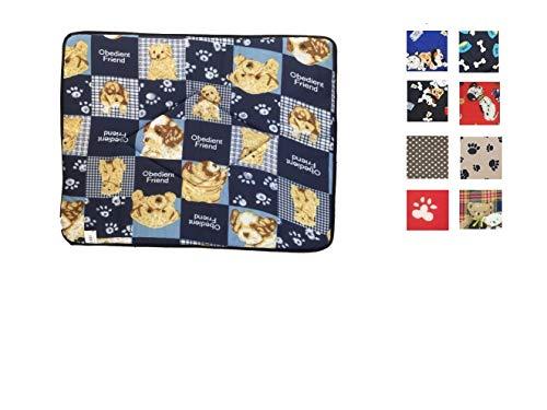 Ducomi® Tobia-Alfombrilla caseta cama perro gato