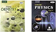 Selina ICSE Concise Chemistry for Class 10 (2020-2021) Session + Selina ICSE Concise Physics for Class 10 (202