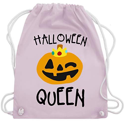 Halloween - Halloween Queen Kostüm - Unisize - Pastell Rosa - WM110 - Turnbeutel & Gym Bag