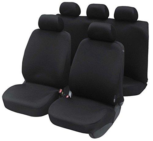 CTE # Universal Sitzbezug Schonbezug JACKSON schwarz, passend für das von Ihnen ausgewählte Fahrzeug, siehe - Für Auto-sitzbezug Camry Einen