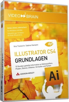 Adobe Illustrator CS4 - Grundlagen - Cs4-software Illustrator