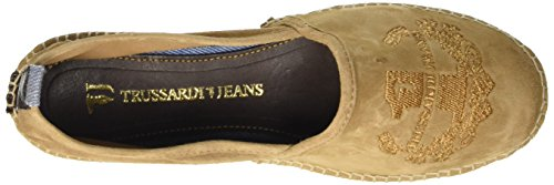 Trussardi Jeans 79s05949, Espadrilles Femme Beige (05 Beige)