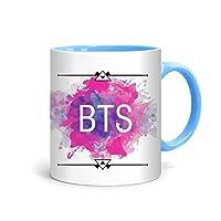 MCM3 - FMstyles BTS Flash Color Blue Inner Mug