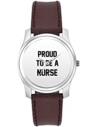 BigOwl Proud To Be A Nurse Best Gift For NURSE Fashion Watches For Girls - Awesome Gift For Daughter/Sister/Wife...