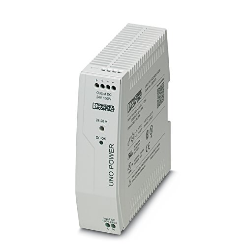 Phoenix Contact Stromversorgung UNO-PS/1AC/24DC/150W, 2904376 - 1ac Adapter
