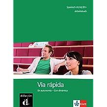 Vía rápida: Competencias y estrategias - Con dinámica. Arbeitsbuch