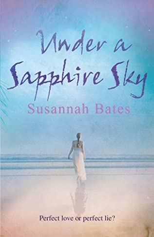 book cover of Under a Sapphire Sky