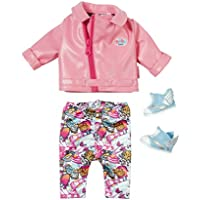 "Zapf Creation 825259"" Baby Born City Deluxe Scooter Outfit Puppe, bunt"