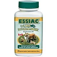 Essiac Capsule per animali domestici sostegno del sistema immunitario, 60(500mg) Essiac for Pets Immune System Support, 60Capsules (500mg)