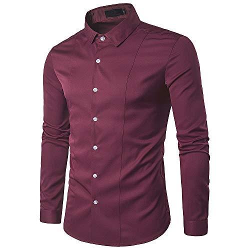 Gdtime Camisa De Vestir De Negocios para Hombres