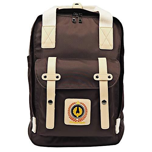 CougarEyesD-Rucksack Damen Daypack Herren Schulrucksack für Kinder, Laptop Lässiger Daypacks,Laptop Rucksack für Notebooks bis 15 Zoll mit innovativem Fächer-Konzeptultaschen,Outdoor Backpack für Wa
