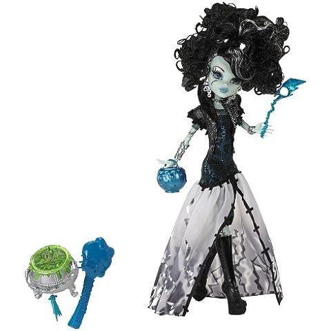 Monster High - Muñeca Frankie Stein Ghouls (Mattel Y6282)