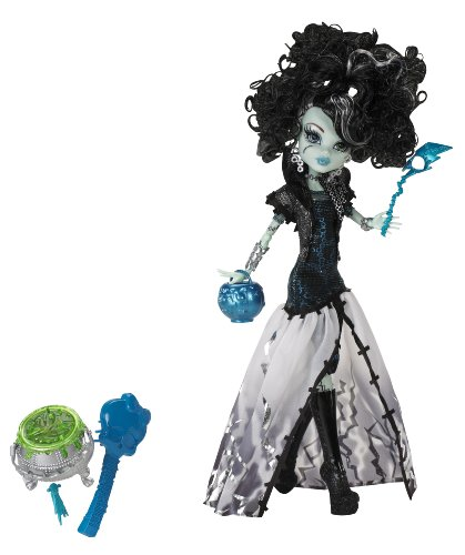 Monster High - X3714 - Mega Monsterparty / Ghouls Rule - Frankie Stein (Frankie Stein Monster High Kostüme)