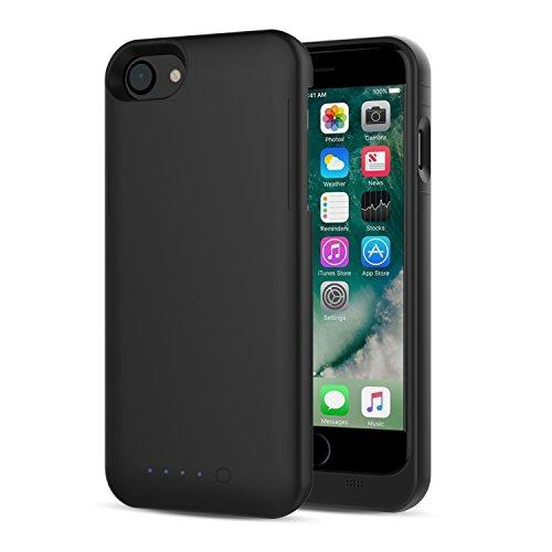 MoKo iPhone 7 Battery Charger Case - Custodia Cover Protettiva con Batteria Ricaricabile Esterna da 3200mAh per iPhone 7 / 6s / 6 4.7