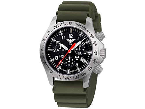 KHS Mens Watch Platoon Chronograph LDR KHS.PCLDR.DO