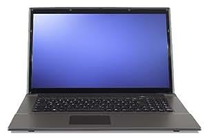 wortmann ag terra mobile 1712 ordinateur portable 17 1000 go windows 7 home premium argent. Black Bedroom Furniture Sets. Home Design Ideas