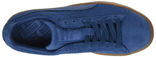 Classico Puma Marinaio Sneakers Suede marinaio Blu Da Bleu Calore Adulte Bassi Mixte Naturale blu OgqOw5r