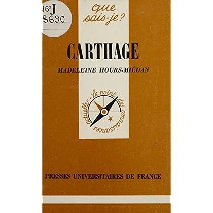 Carthage (Que sais-je ? t. 340)