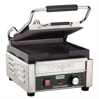 Waring Panini Grill 235x292x394mm Gerillt/gerillt 235x292x394mm