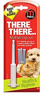 Mikki Mothering Kit, for Feeding Young or Unwell Puppies, Kittens and Other Baby Animals