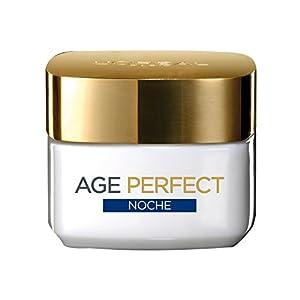 L'Oreal Paris Dermo Expertise Age Perfect Crema de Noche, Pieles Maduras – 50 ml