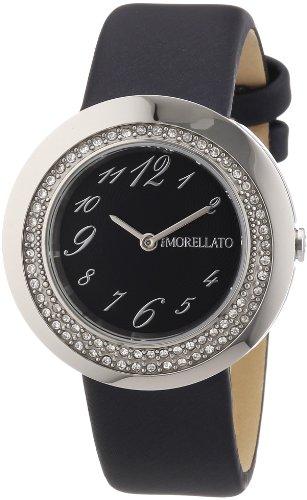 Sector - R0151112503 - Luna - Montre Femme - Quartz Analogique - Cadran Noir - Bracelet Tissu Noir