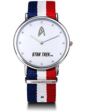 Skylynn--Star Trek Armbanduhr unisex Mode LED-Touchscreen Wasserdichte Uhr Geburtstagsgeschenk Uhren