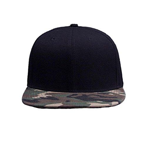Uomini e Donne Hip hop personalizzata - Cap Cotton Camouflage
