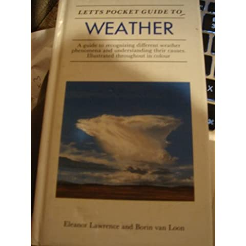 Letts Pocket Guide to Weather