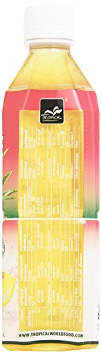 Zoom IMG-3 tropical bevanda analcolica con aloe