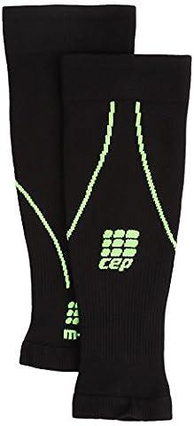 Cep Calf Sleeves 2.0, Green, Age 4
