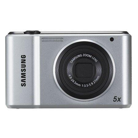 Samsung ES90 Point & Shoot Camera (Silver)