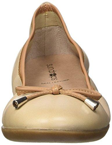 Bata 5249485, Ballerine Donna Beige