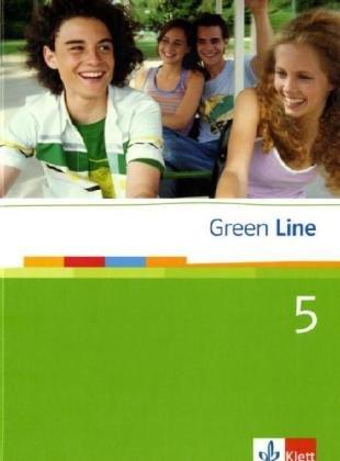 Green Line 5: Schülerbuch 5 (Fester Einband) Klasse 9 (Green Line. Bundesausgabe ab 2006) - Bild 1